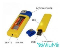 Wiayo.com - MECHERO ESPIA USB