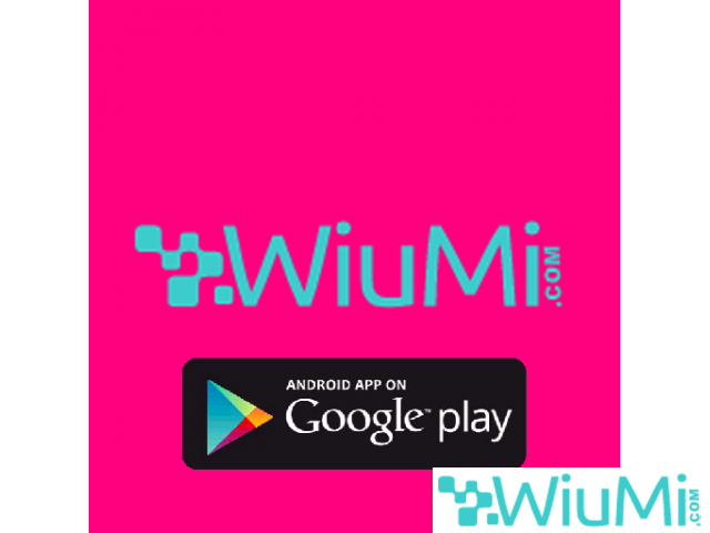 WiuMi.com - Download Our Android app! - 1/1