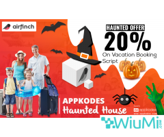 20% Offer Extended for All Hallows Day | Airbnb Script
