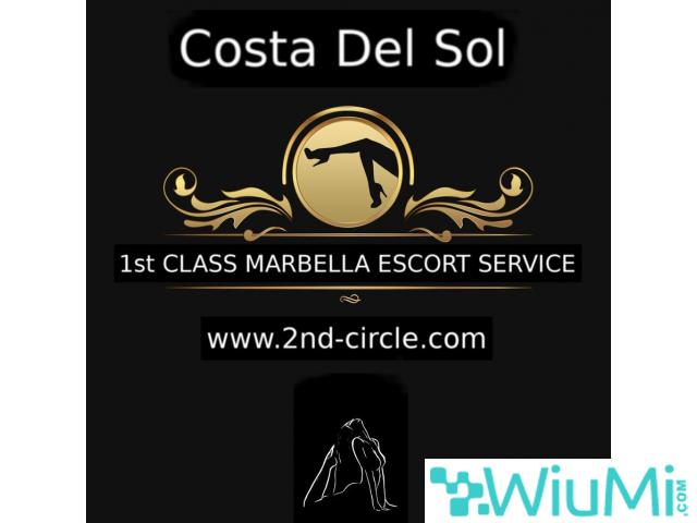 First Class Escort Service in Costa Del Sol - 1/1