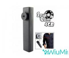 Spy Button with integrated Hidden Camera - wiayo.com