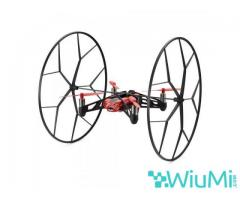 PARROT MINIDRON RED ROLLING SPIDER CAMERA - wiayo.com