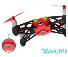 PARROT MINIDRON RED ROLLING SPIDER CAMERA - wiayo.com - Image 4/5