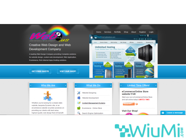 Web8.us-Creative Web Design and Web Development - 1/1