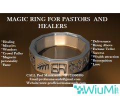 Pastors  Magic Ring For Performing Miracles and Wonders +27762900305 - Image 4/4