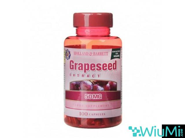 Buy Grape Seed Extract Online in Spain - 1/2