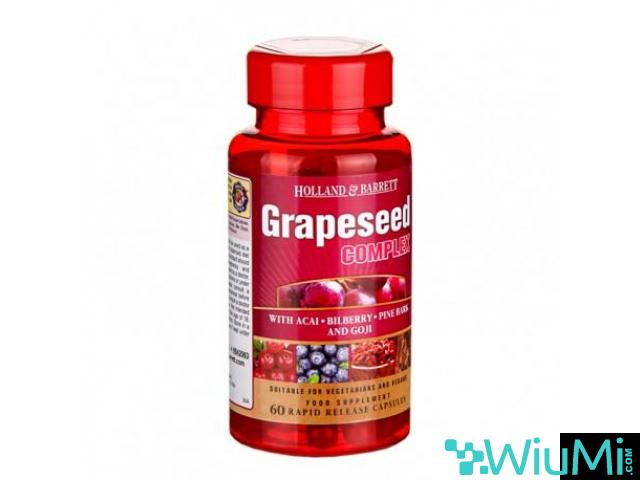 Buy Grape Seed Extract Online in Spain - 2/2