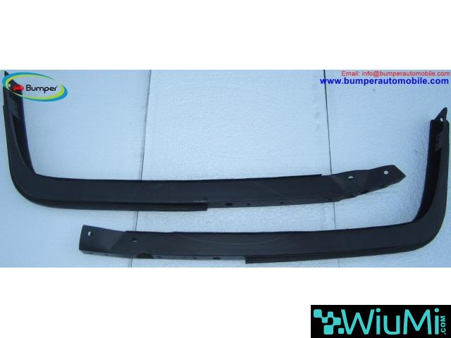Mercedes W107 Chrome bumper type Euro by stainless steel - 5/5