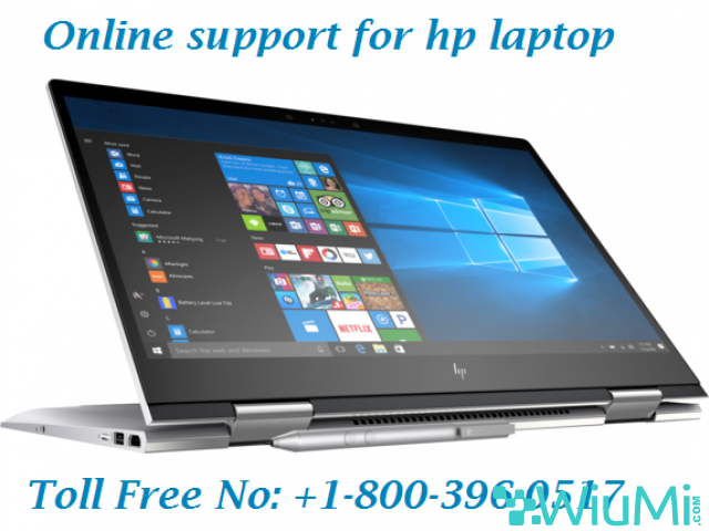 Contact HP - Help & Support - 1/1