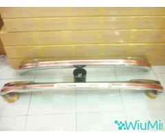 Volvo PV 444 A stainless steel bumpers