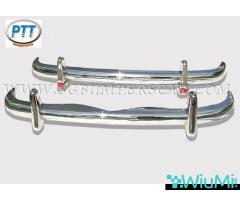 Mercedes Benz 220S SE bumpers