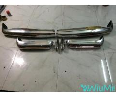 Mercedes Benz W113 type Pagoda bumpers