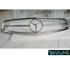 Mercedes W113 stainless steel Grill