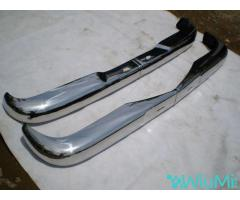 Mercedes Benz W110 Eu bumpers