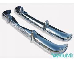 Mercedes Benz W110 US bumpers