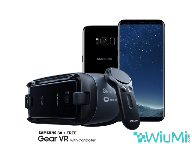Buy Samsung Galaxy S8 S8 Plus Free Samsung GEAR VR - 1/4
