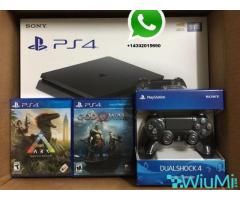 Console PS4 1TB + 2dualshock
