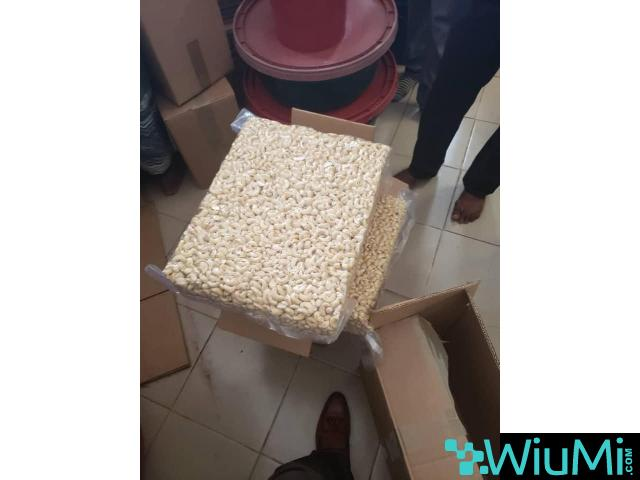 Quality Processed Cashew Kernel for sale ( whatsApp# +255745590659) - 1/1