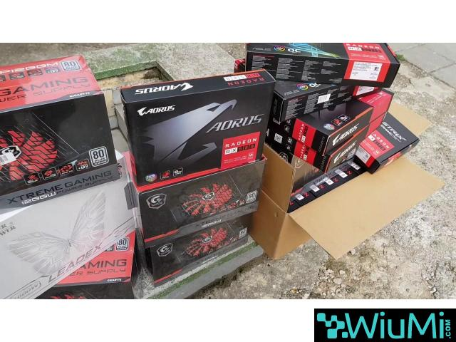 For sale in wholesale Bitmain Antminer S9 X3 A9 D3 L3+/ GTX 1080ti,1080,RX580,RX480 - 3/5
