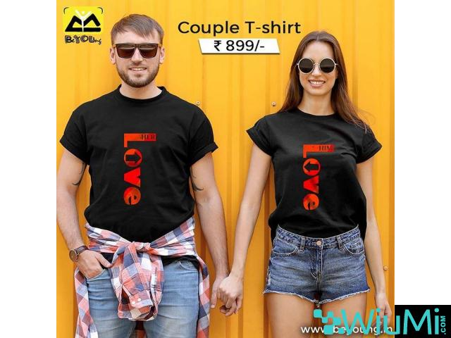 Online Shopping For T-shirts and Mobile Covers-Beyoung - 3/5