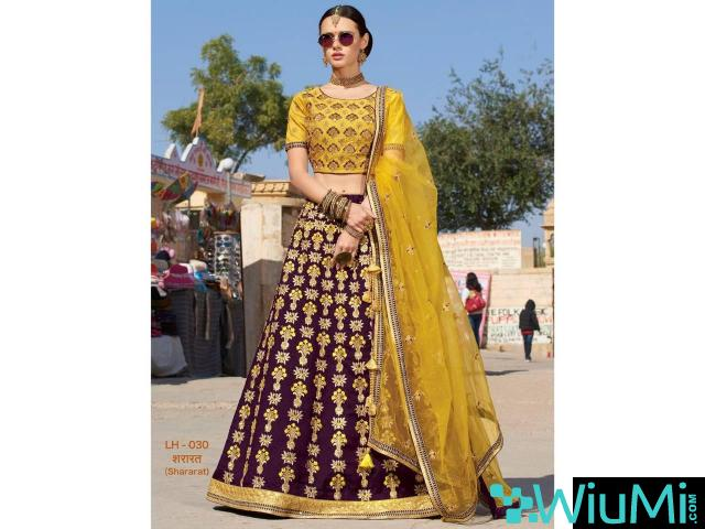 Exclusive collection of lehenga choli at Mirraw - 1/1