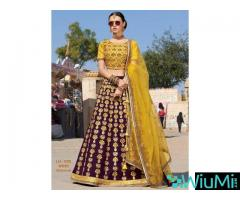 Exclusive collection of lehenga choli at Mirraw