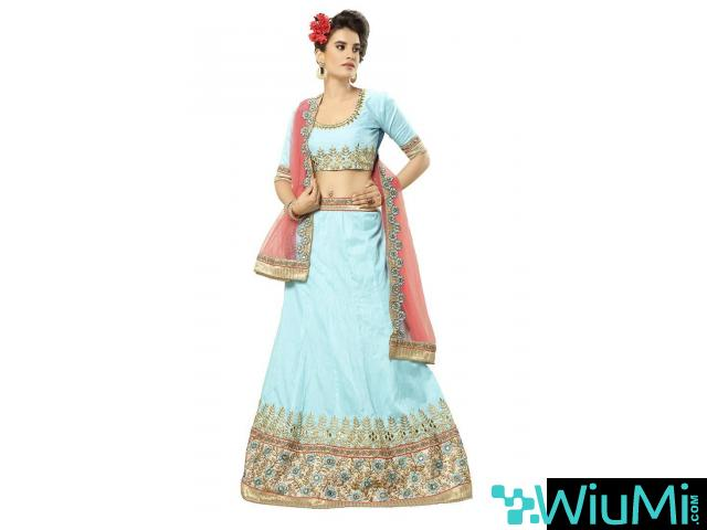 Shop Casual Lehengas From Mirraw At Best Prices - 1/3