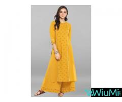 Shop Latest Patterns in Women Kurtis Online At Mirraw