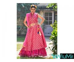 Best Offers On Ready Made Lehenga Cholis At Mirraw - Image 1/3