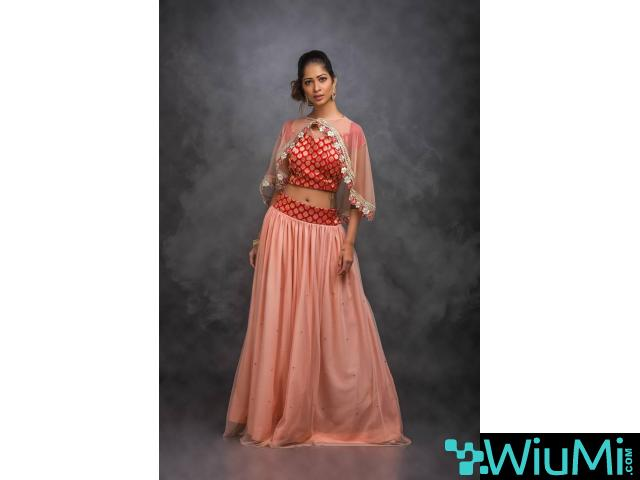Best Offers On Ready Made Lehenga Cholis At Mirraw - 2/3