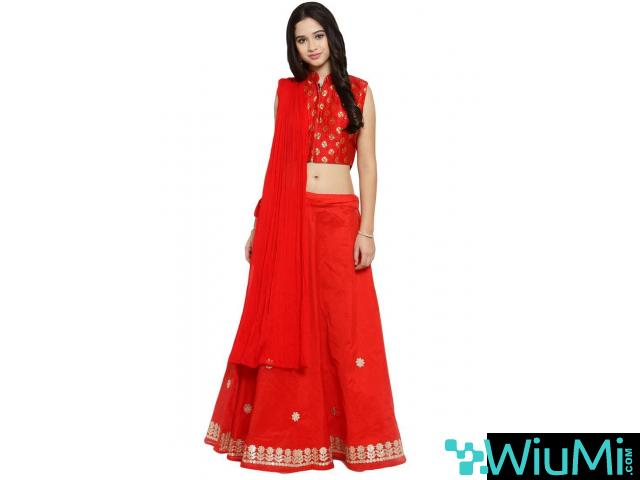 Best Offers On Ready Made Lehenga Cholis At Mirraw - 3/3