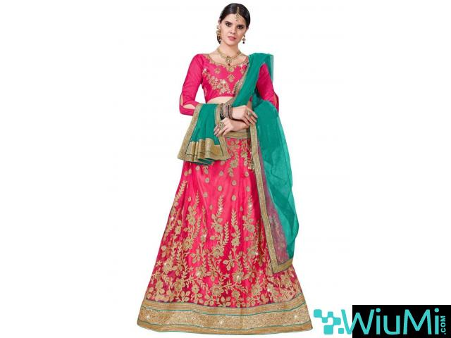 Shop Ethnic Lehenga Choli From Mirraw At Best Prices - 2/4