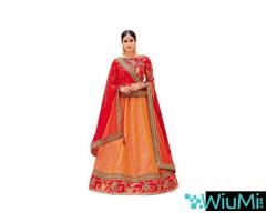 Shop Ethnic Lehenga Choli From Mirraw At Best Prices - Image 3/4