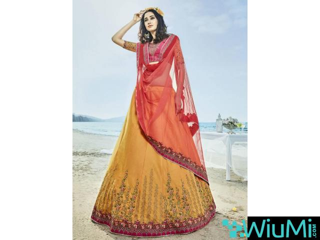 Shop Ethnic Lehenga Choli From Mirraw At Best Prices - 4/4