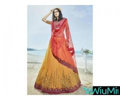 Shop Ethnic Lehenga Choli From Mirraw At Best Prices - Image 4/4