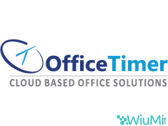 Time Tracking Software | Timesheet Software | OfficeTimer - 1/5