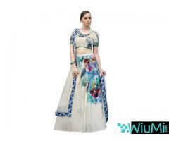 Mirraw Offers Stylish Floral Lehengas At Best Prices