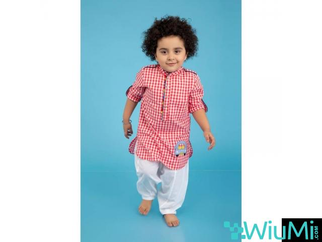 Get Kids Clothing From Mirraw In Lowest Cost - 1/1