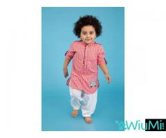 Get Kids Clothing From Mirraw In Lowest Cost