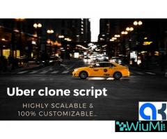 Uber clone script for Android & IOS