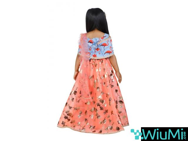 Best Offers On Girls Lehenga Choli Available At Mirraw - 3/3