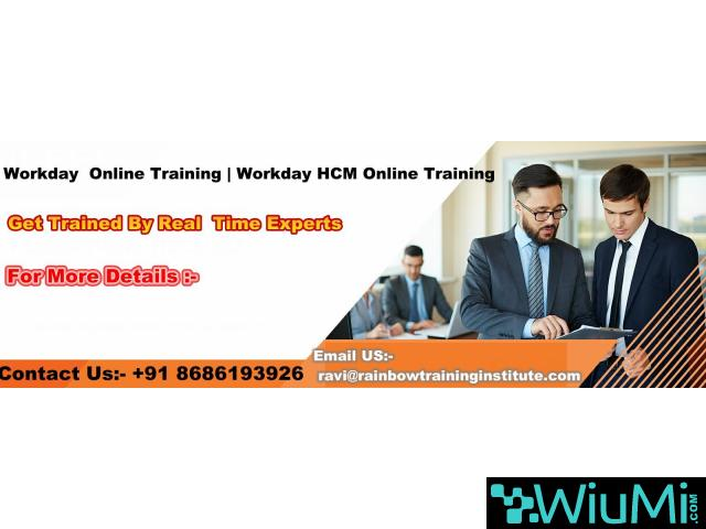 Workday Online Training - 1/1