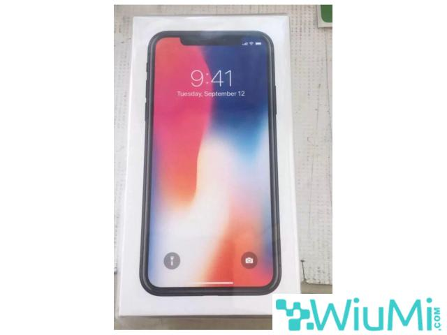 Apple iPhone X  256GB - Silver Unlocked - 3/3
