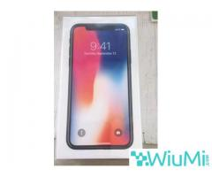 Apple iPhone X  256GB - Silver Unlocked - Image 3/3