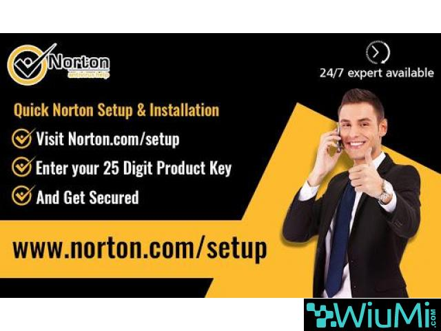 Easy Steps To Download , Install and Activate Norton Antivirus Setup - 1/4