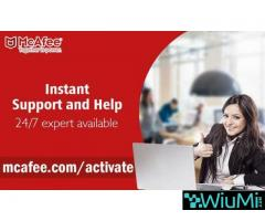 How to Activate your mcafee retail card online - Image 1/3