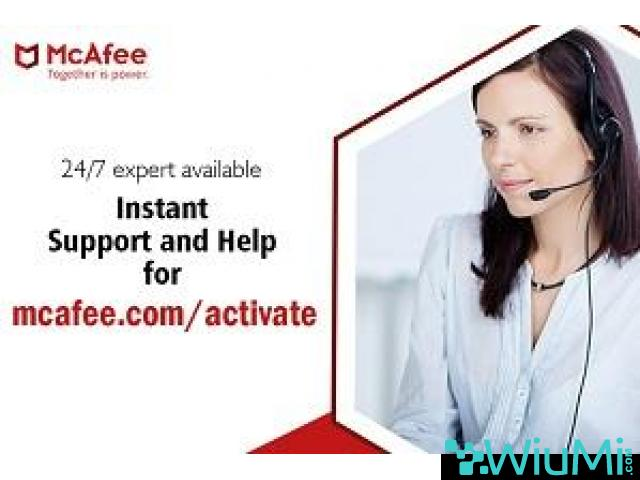 How to Activate your mcafee retail card online - 3/3
