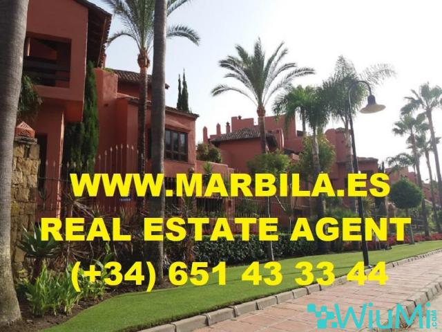 HOUSE FOR SALE IN MARBELLA, PROPERTY FOR SALE IN MARBELLA - 1/5