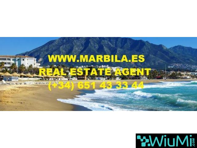 HOUSE FOR SALE IN MARBELLA, PROPERTY FOR SALE IN MARBELLA - 3/5