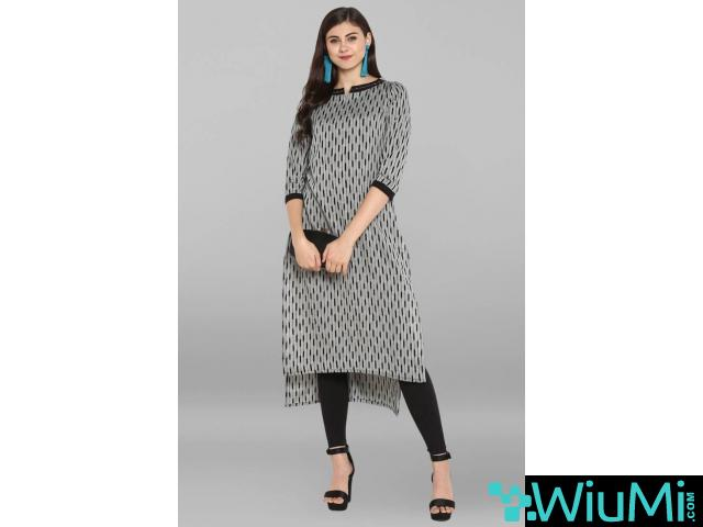 Designer Collections of Long Kurtis Online At Mirraw - 2/4